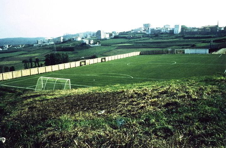 Campo de fútbol Santuario