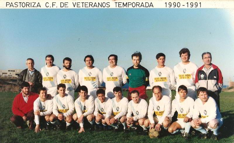 Veteranos 90/91