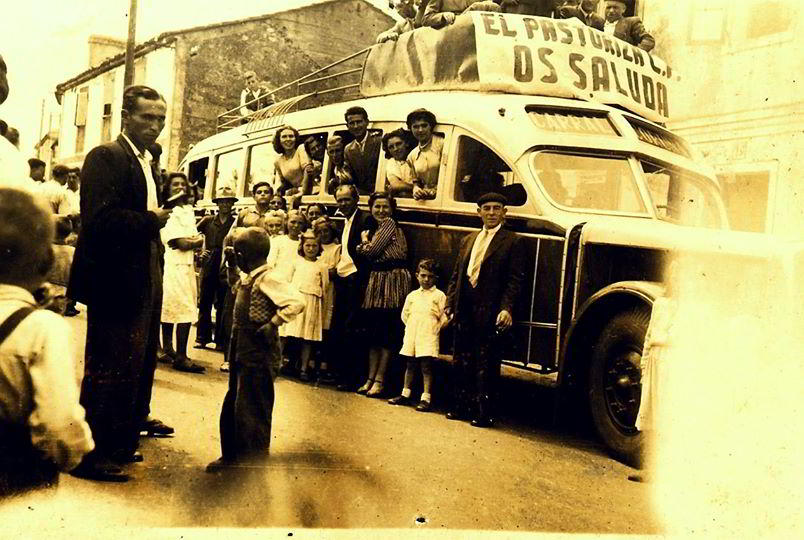 Autobús Pastoriza