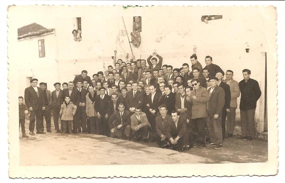 Local social SCD Pastoriza 1963